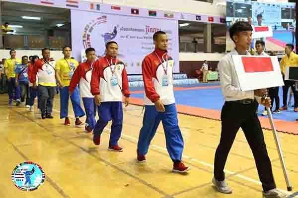 Atlet Vovinam Riau Dipercaya Wakili Indonesia Ikuti Kejuaraan Dunia di Kamboja - iMSPORT.TV