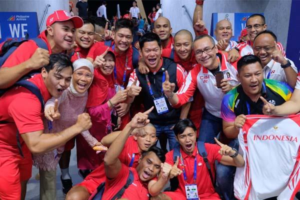 Akhirnya, Tim Polo Air Putra Indonesia Meraih Emas Pertama di SEA Games 2019