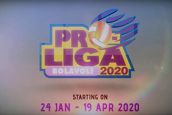 Jadwal Pertandingan Proliga 2020 - imsport.tv