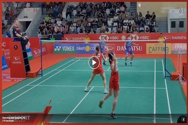 Quarter Final Daihatsu Indonesia Masters 2020 - imsport.tv