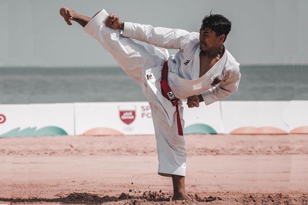 3 Karateka Indonesia Kejar Tiket Olimpiade 2020 - iMSPORT.TV
