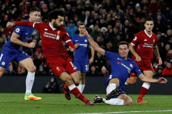 Liverpool Gagal Menyamai Chelsea - iMSPORT