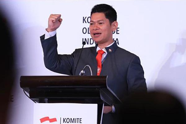 KOI Ajak PB PP Catat Sejarah Jadikan Indonesia Tuan Rumah Olimpiade 2032 - iMPSORT