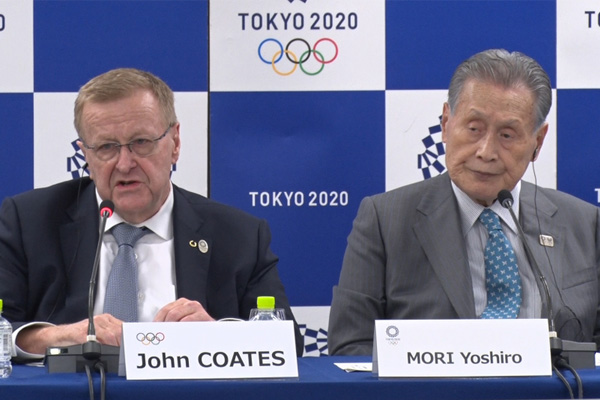 Komite Penyelenggara Tegaskan Olimpiade DiGelar Sesuai Jadwal - iMSPORT