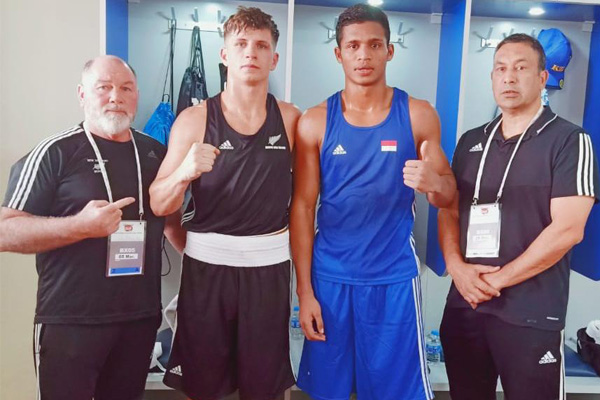 Mikhail dan Aldom Selangkah Lagi Pastikan Tiket ke Olimpiade Tokyo 2020 - iMSPORT