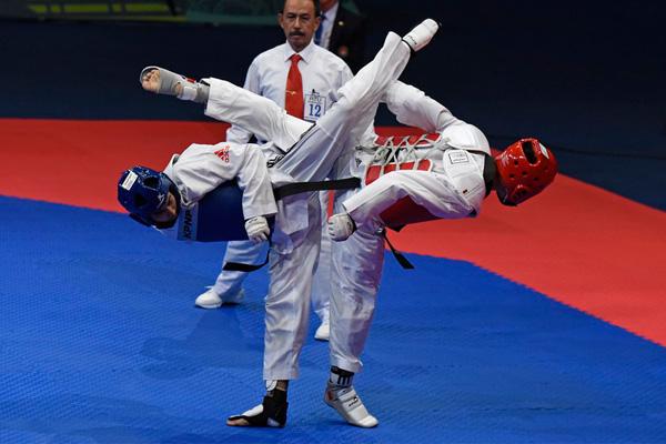 Optimisme Taekwondo Di Tengah Wabah Virus Corona Jelang Olimpiade Tokyo 2020 - iMSPORT