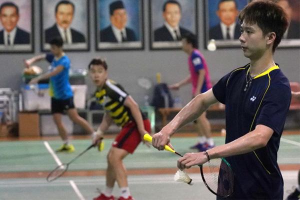 Persiapan Olimpiade 2020 Indonesia Kirimkan Atlet ke Kejuaraan Baminton Asia - iMSPORT