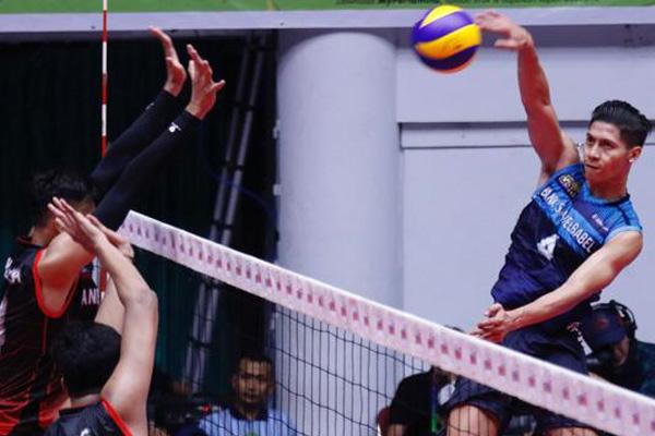 Tim Voli Palembang Tampil All Out di Semifinal Proliga 2020 - iMSPORT