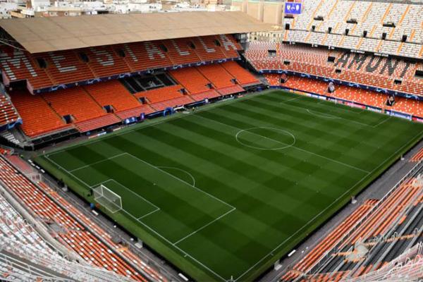 Valencia dan Chelsea Menerima Tantangan Untuk Perubahan Stadion Baru - iMSPORT