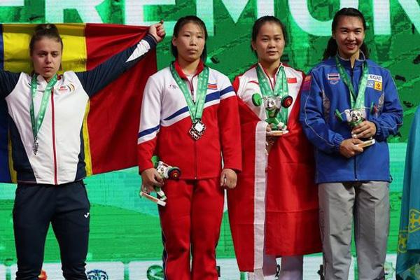 IWF Melarang Lifter Thailand dan Malaysia Ikut Olimpiade - iMSPORT