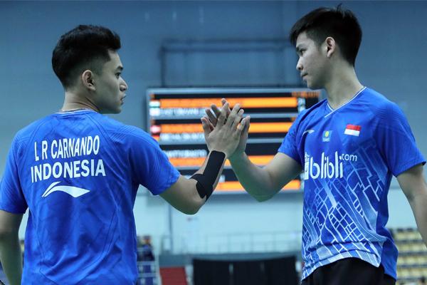Juara Bertahan Indonesia Bersiap di Kejuaraan Dunia Junior - iMSPORT.TV