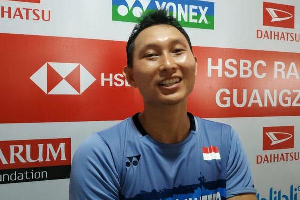 Sony DK : Pemain Selevel Tontowi Ahmad Berstatus Magang ? - iMSPORT.tv