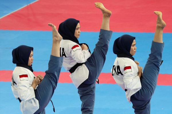 Taekwondo Usul Pelatnas di Mulai 1 Juni - iMSPORT