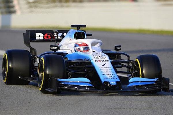 Formula 1 George Russel Cetak Hat-Trick di Sirkuit Baku 'Virtual' - iMSPORT
