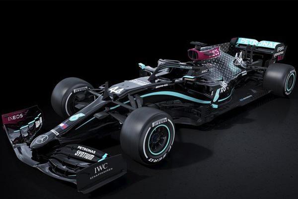 Mercedes F1 Luncurkan Warna Terbaru Melawan Rasisme - iMSPORT