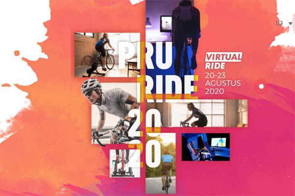 PRURide Indonesia 2020 Virtual Ride Buka Pendaftaran - iMSPORT
