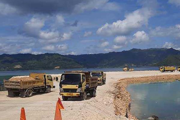 Sempat Dihadang, Pengerjaan Venue Dayung PON Papua Kembali Dilanjutkan - iMSPORT