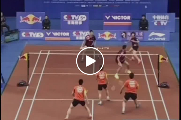 Serunya 3on3 Badminton - iMSPORT