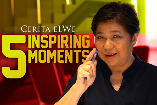5 Inspiring Moment - Cerita Elwe - iMSPORT