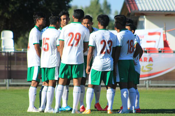 5 Bintang Timnas Indonesia U-19 Saat Kalahkan Qatar - iMSPORT