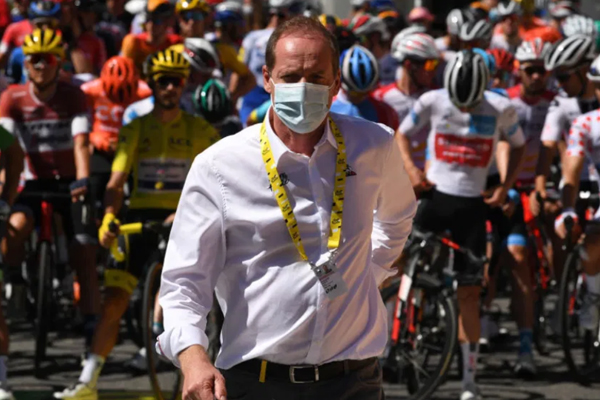 Direktur Tour de France Positif Covid-19 Saat Lomba Masuki Etape Ke 10 - iMSPORT