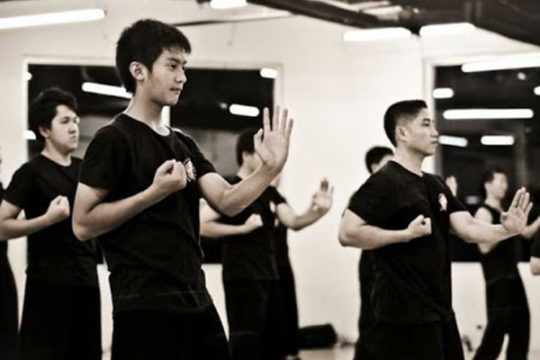 Ingin Pisahkan Diri, Wing Chun Surati Presiden Jokowi - iMSPORT