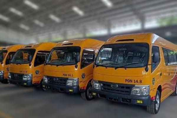 Kemenhub Siapkan 217 Armada Bus Untuk PON Papua 2021 - iMSPORE