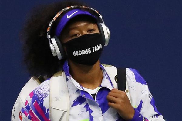 Naomi Osaka Sang Juara US Open 2020 Yang Peduli Sosial - iMSPORT