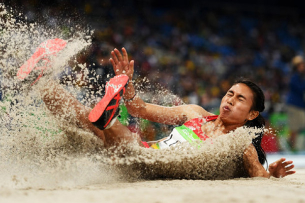 Olimpiade Tokyo Maria Londa Butuh Lompatan Sejauh 6,82 Meter - iMSPORT