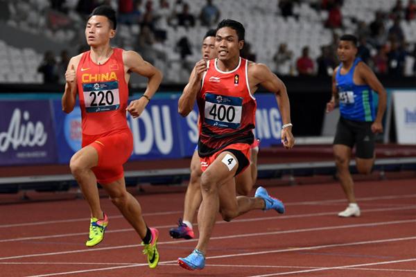 PB PASI Tagetkan 4 Pelari Lagi di Olimpiade Tokyo - iMSPORT