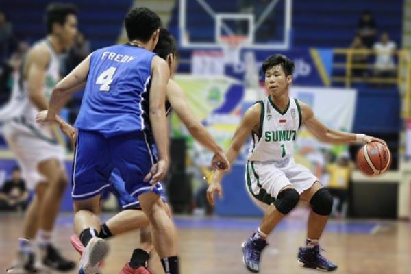 Teemo Tan Targetkan Basket Sumut Bawa Pulang Medali Emas - iMSPORT