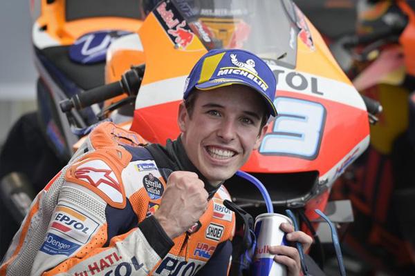 Alex Marquez Berhasil Jinakkan Motor Honda RC213V - iMSPORT