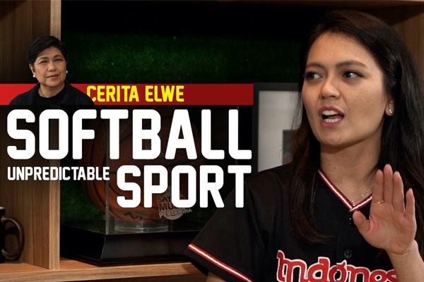 Cerita eLWe - Softball Unpredictable Sport - iMSPORT