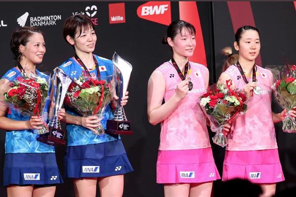 Hasil Final Denmark Open 2020 Dua Gelar Diboyong Jepang - iMSPORT