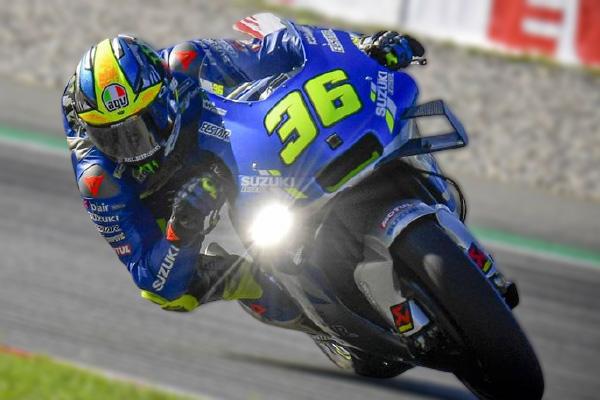 Joan Mir Puncaki Klasemen MotoGP Setelah 20 Tahun - iMSPORT