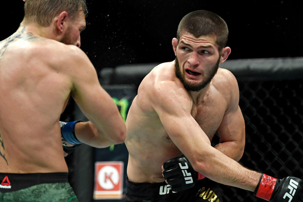 Khabib Raja UFC yang Ingin Mundur Tanpa Noda - iMSPORT