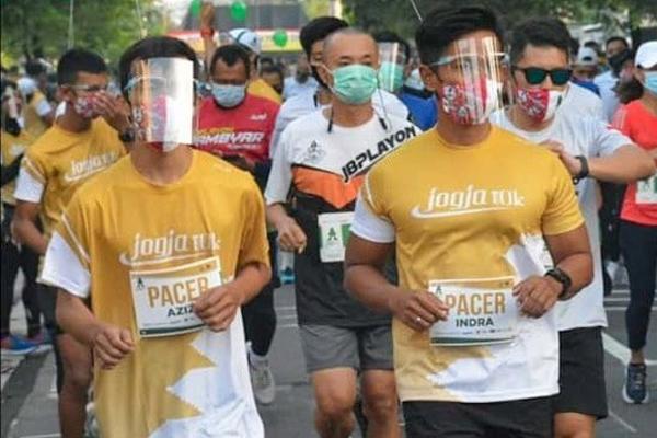 Lomba Lari Jogja 10K Digelar Secara On Route dan Virtual - iMSPORT