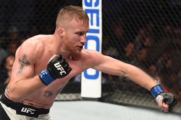 Petarung Prediksi Justin Gaethje Menang di UFC 254 - iMSPORT
