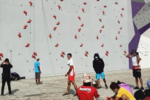Tim Panjat Tebing Indonesia Cemas Tatap Olimpiade - iMSPORT