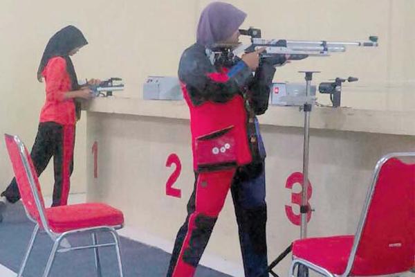 Dua Atlet Menembak PON Aceh Siap Tampil di Kejurda - iMSPORT