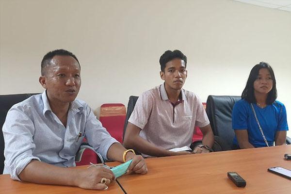 KONI Papua Perkenalkan Dua Pebulutangkis Nasional Untuk PON Papua ke-20 - iMSPORT.TV
