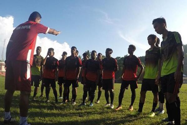 Tim Sepak Bola PON Papua Ingin Ujicoba ke Luar Negeri - iMSPORT