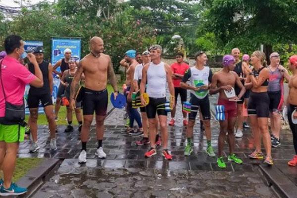 BALI Swim X Trail 2020 diikuti 32 Peserta Lebih dari Enam Negara - iMSPORT.TV