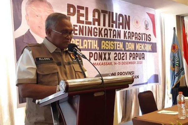 KONI Sulsel Targetkan Peringkat 10 di PON ke-20 Papua - iMSPORT.TV
