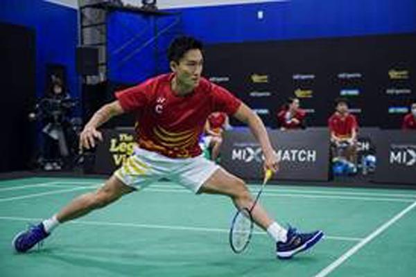 Pulih dari Cedera, Kento Momota Kembali Berkompetisi Akhir Tahun Ini - iMSPORT.TV