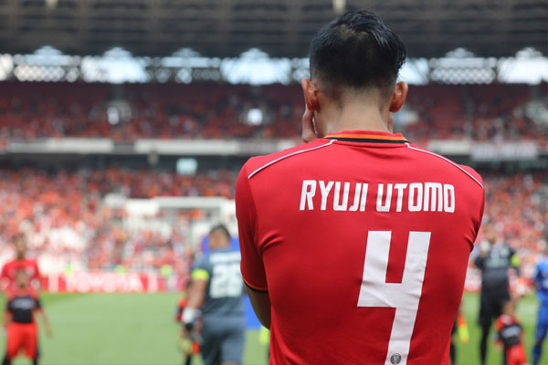 Ryuji Utomo Tak Penuhi Panggilan TC Timnas Indonesia - iMSPORT.TV