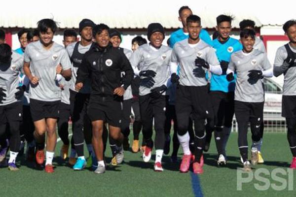 Timnas U-19 Bersiap Laga Uji Coba di Spanyol - iMSPORT