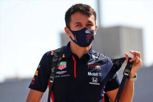 Didepak Red Bull Alexander Albon Turun di Kejuaraan Touring Car - iMSPORT.TV