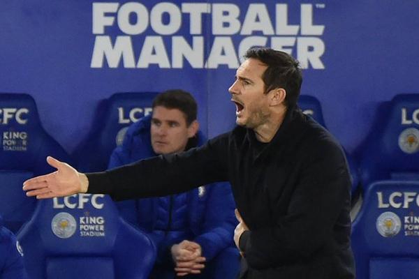 Frank Lampard Resmi didepak dari Chelsea - iMSPORT.TV