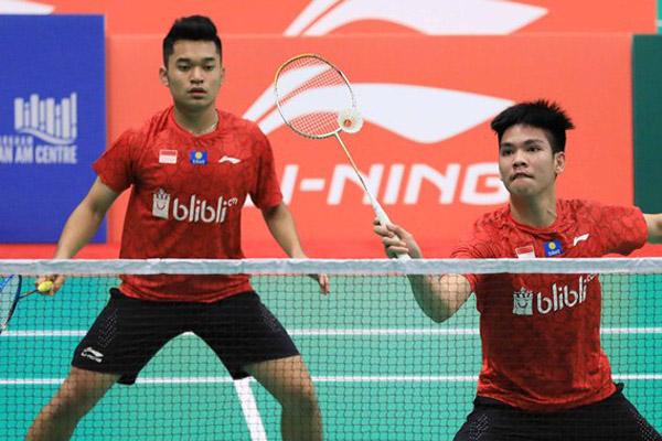 Hasil Yonex Thailand Open 2021 Leo Daniel Sukses Rebut Tiket Babak Kedua - iMSPORT.TV